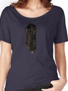 Sabin Suplex Phantom Train - FFVI sprites Women's Relaxed Fit T-Shirt