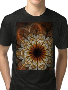 Passion - Abstract Fractal Artwork Tri-blend T-Shirt