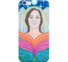 Amber~Lady of Light iPhone Case/Skin