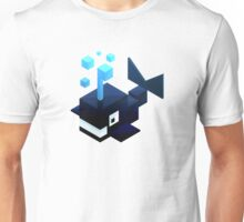 Poly Poly Whale Unisex T-Shirt