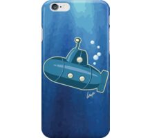 Bubbles the Sub 2 iPhone Case/Skin