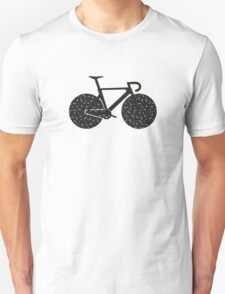 Track Bike Vector Art Unisex T-Shirt