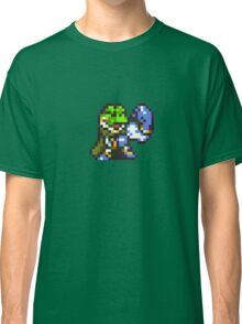 Frog / Glenn celebration - Chrono Trigger Classic T-Shirt