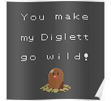 Naughty Pokemon! Poster