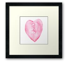 As You Wish Framed Print