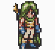 Frog / Glenn Human Form - Chrono Trigger Kids Tee