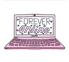Forever Online Photographic Print