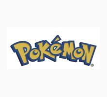 Pokemon logo Kids Clothes