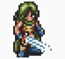 Frog / Glenn Human Form with Masamune - Chrono Trigger One Piece - Short Sleeve