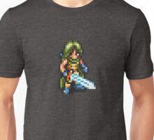 Frog / Glenn Human Form with Masamune - Chrono Trigger Unisex T-Shirt