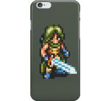 Frog / Glenn Human Form with Masamune - Chrono Trigger iPhone Case/Skin