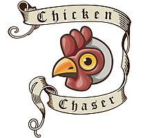 Fable - Chicken Chaser Photographic Print