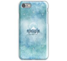 Apocrypha   As Winter Dies iPhone Case/Skin