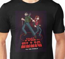 Joel and Ellie Vs. The World Unisex T-Shirt