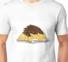 Sleeping Sandslash Unisex T-Shirt