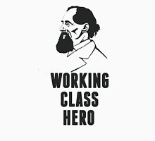 Dickens - Working Class Hero Unisex T-Shirt