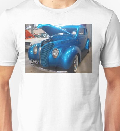 Blue Cruiser Unisex T-Shirt