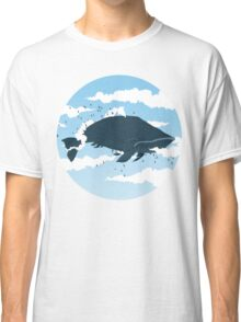 The Cloud Whale Classic T-Shirt