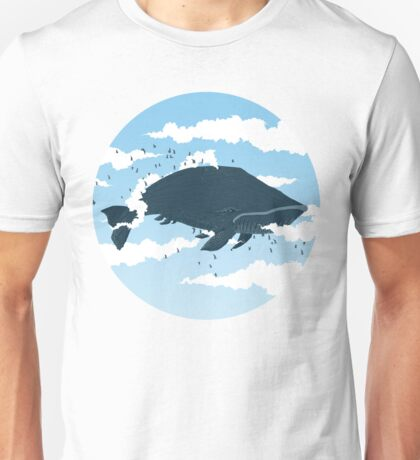 The Cloud Whale Unisex T-Shirt