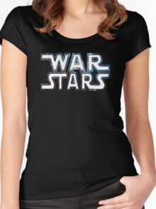 War Stars Women's Fitted Scoop T-Shirt