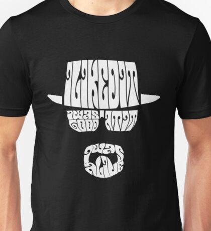 Walter White's Confession - White Unisex T-Shirt
