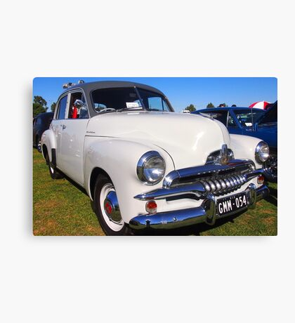 1954 FJ Holden Canvas Print