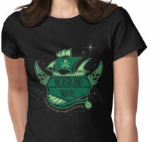 Do You Believe in Fairies? Womens Fitted T-Shirt