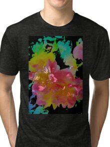 Rose 227 Tri-blend T-Shirt
