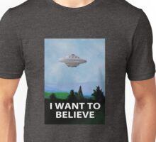 Planet X Files Unisex T-Shirt