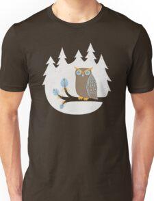 Allie in Woods Unisex T-Shirt