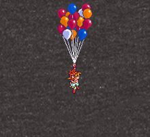 Crono and Marle - Balloon Celebration - Chrono Trigger sprite Unisex T-Shirt