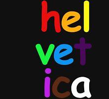Helveticomic Sans Unisex T-Shirt