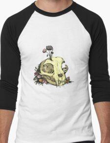 Little Skull Colour Men's Baseball ¾ T-Shirt