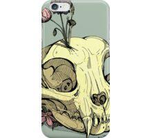 Little Skull Colour iPhone Case/Skin