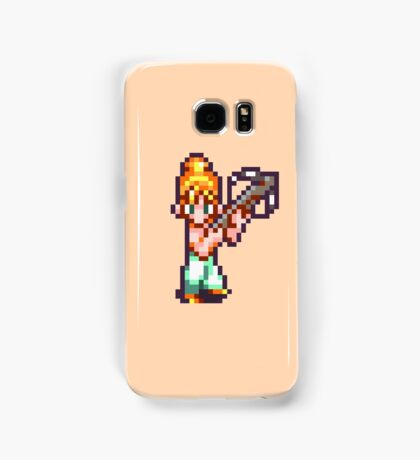 Marle / Nadia - Chrono Trigger sprite Samsung Galaxy Case/Skin