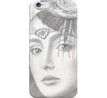 Do You Like My Hat? iPhone Case/Skin