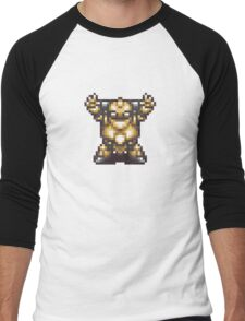 Robo / R-66Y - Chrono Trigger sprite Men's Baseball ¾ T-Shirt