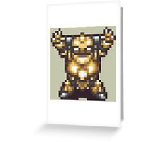 Robo / R-66Y - Chrono Trigger sprite Greeting Card