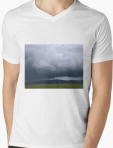 Almost a touchdown - Donegal Ireland 14/06/2009 Mens V-Neck T-Shirt