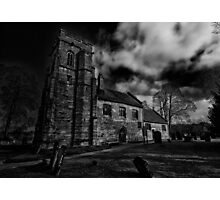 The Church of St Michael Photographic Print