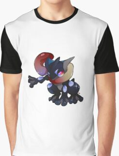 Shiny Greninja  Graphic T-Shirt