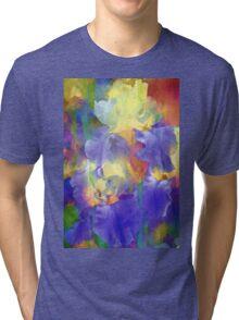 Iris 66 Tri-blend T-Shirt