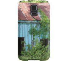 Old Blue Shack Samsung Galaxy Case/Skin