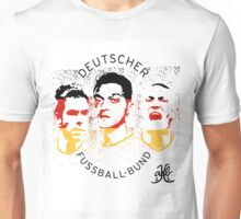 Stars of Germany for World Cup 2014 Unisex T-Shirt