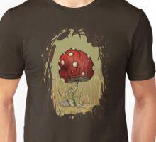 Grow Mario - Border Unisex T-Shirt