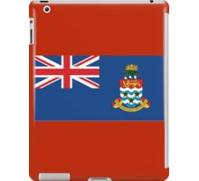 Cayman Island Flag iPad Case/Skin