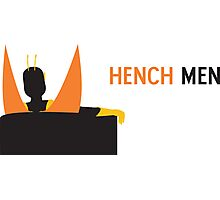 Hench Men Photographic Print