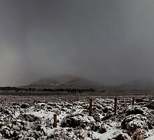 Winter in the Highland Lakes by Claire Walsh