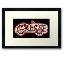 °MOVIES° Grease  Framed Print