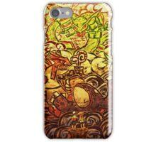 Legends of Hoenn iPhone Case/Skin
